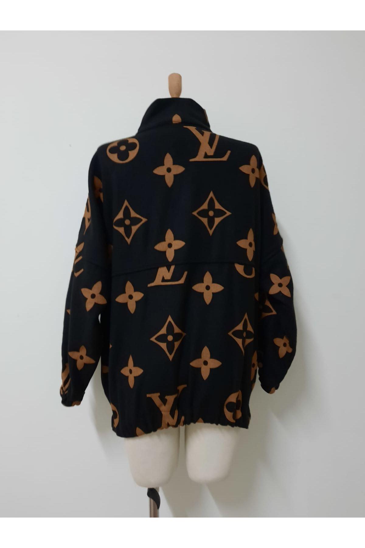 Louis Vuitton Kaşe Mont - siyah