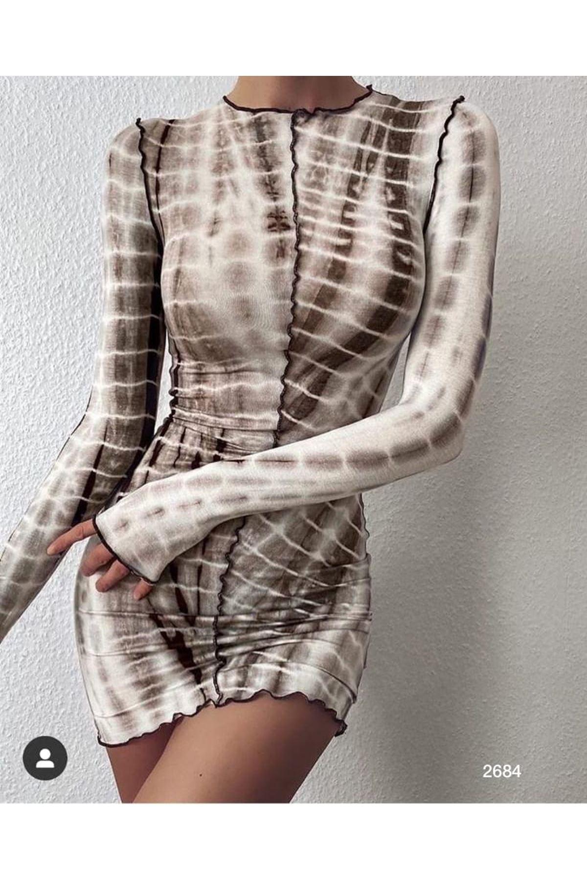 Yeni Sezon Summer Elbise - TAŞ