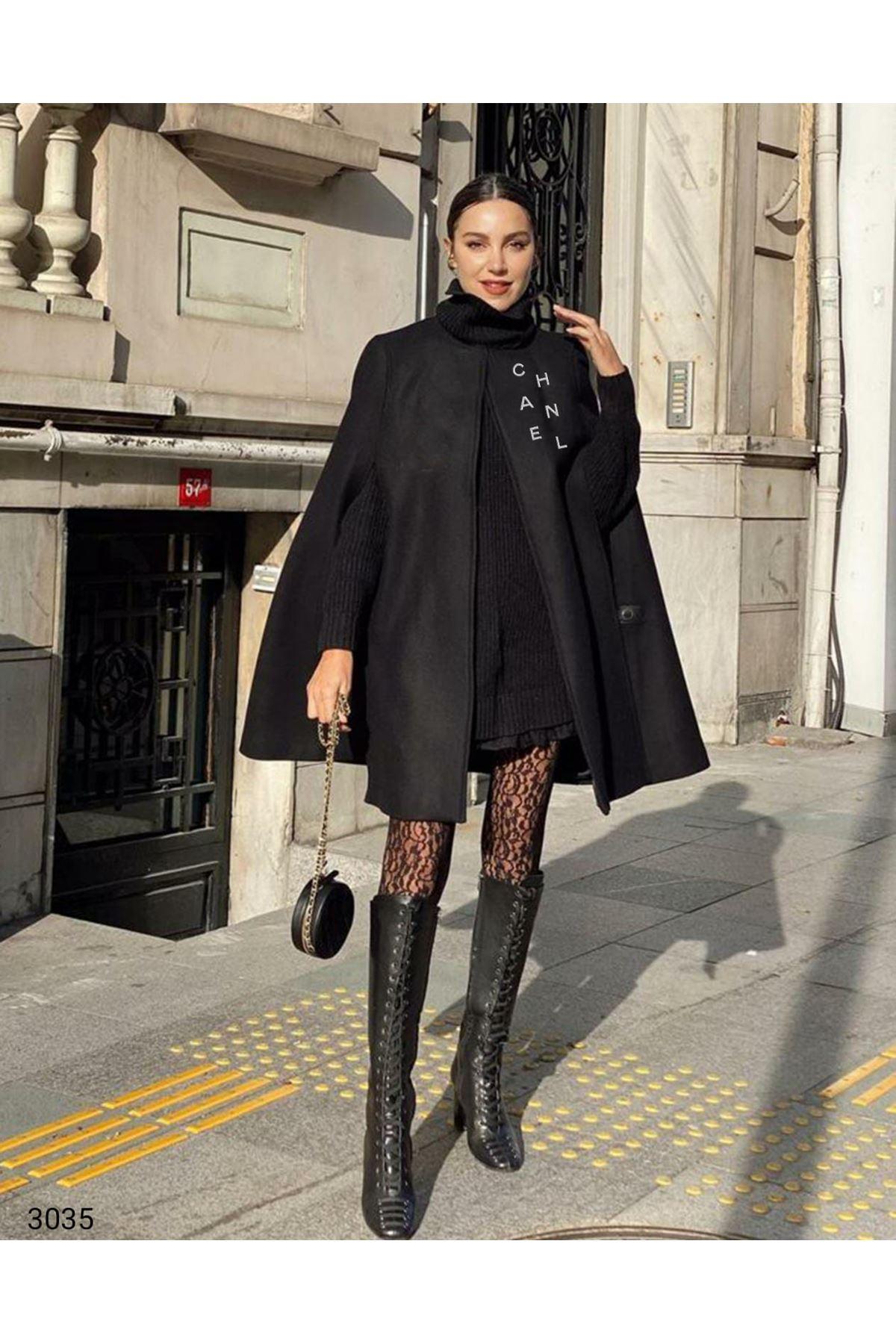 CC Uzun Panço - Siyah