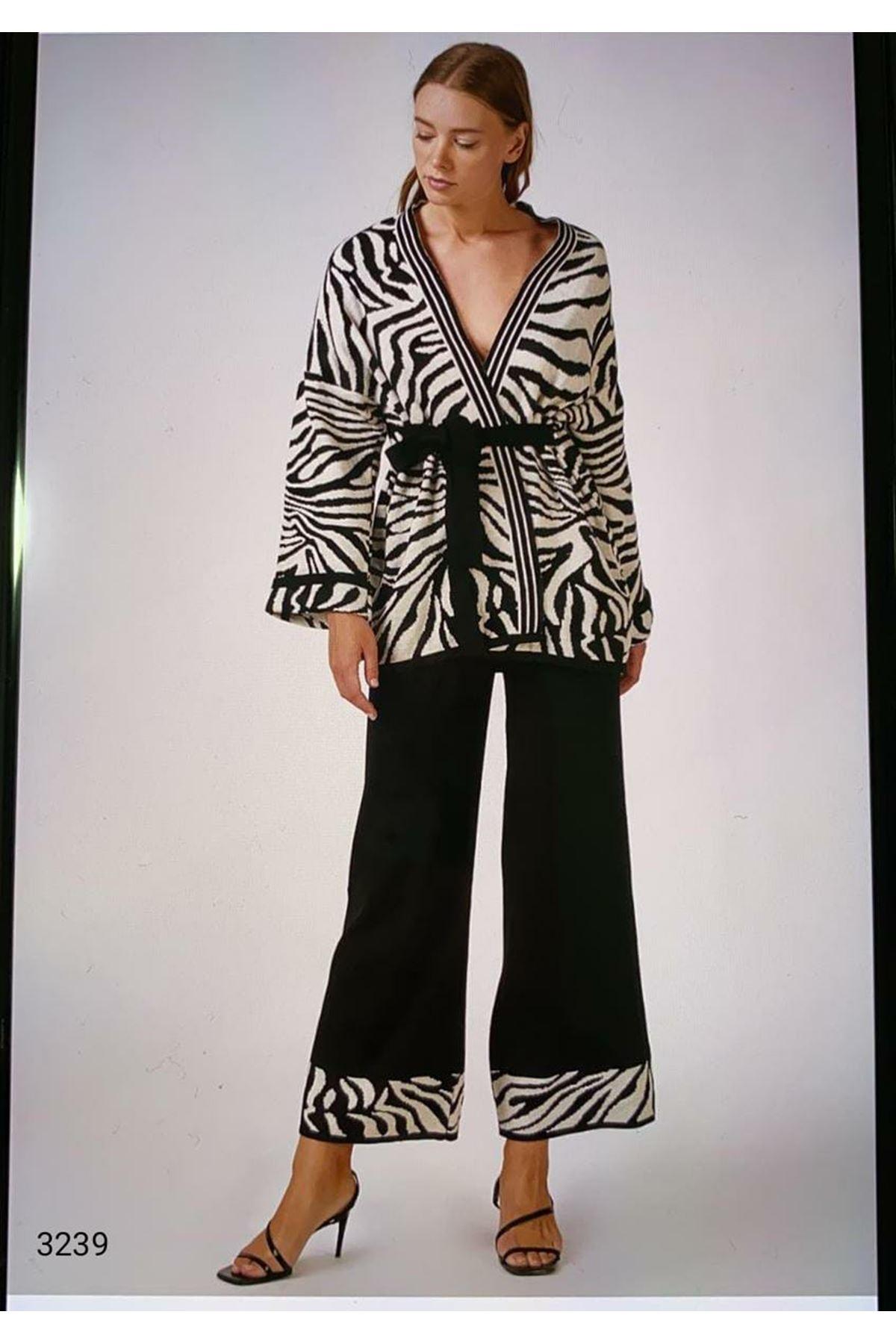 Zebra Desen Takım - ZEBRA