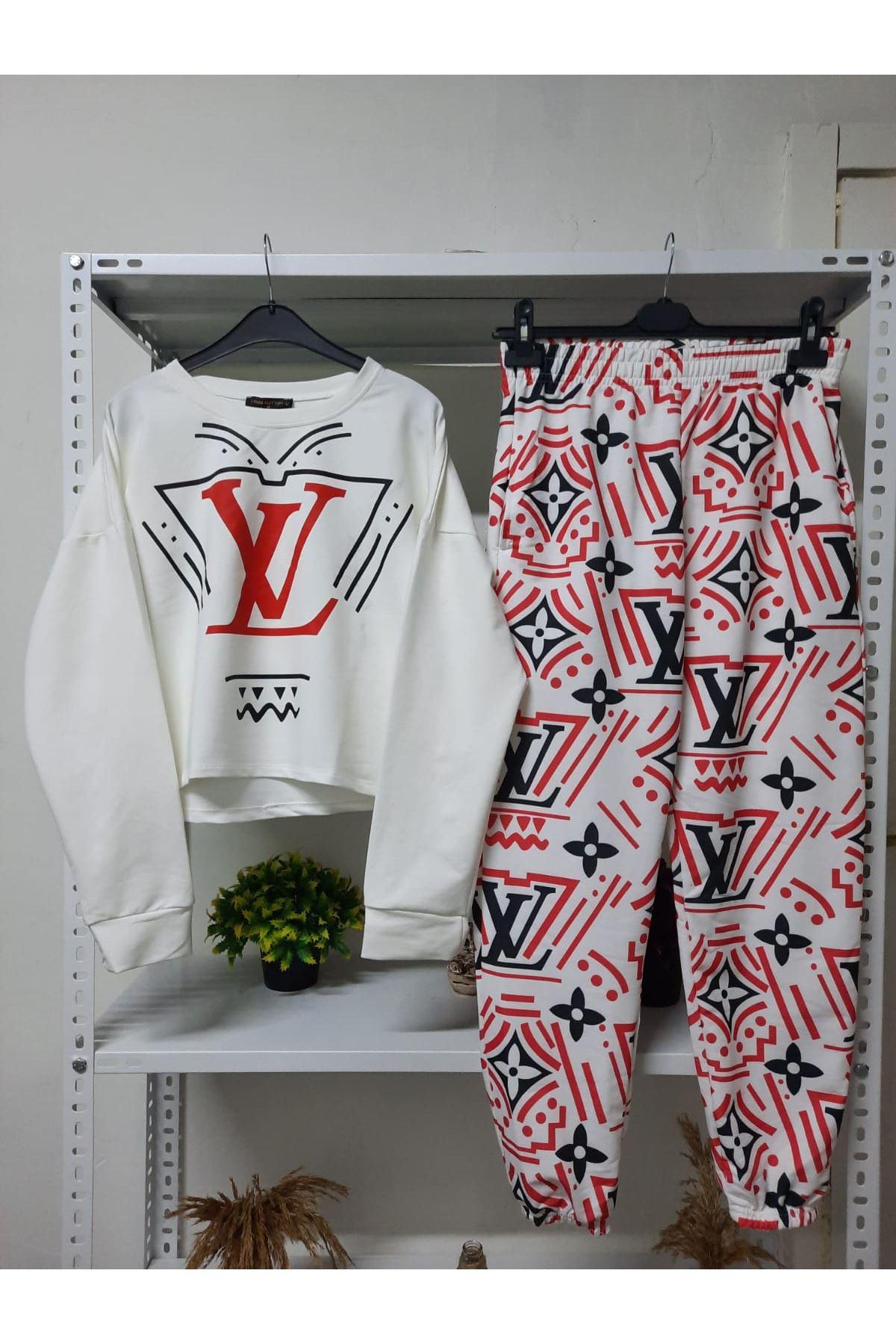 Yeni Sezon LV Takım - beyaz