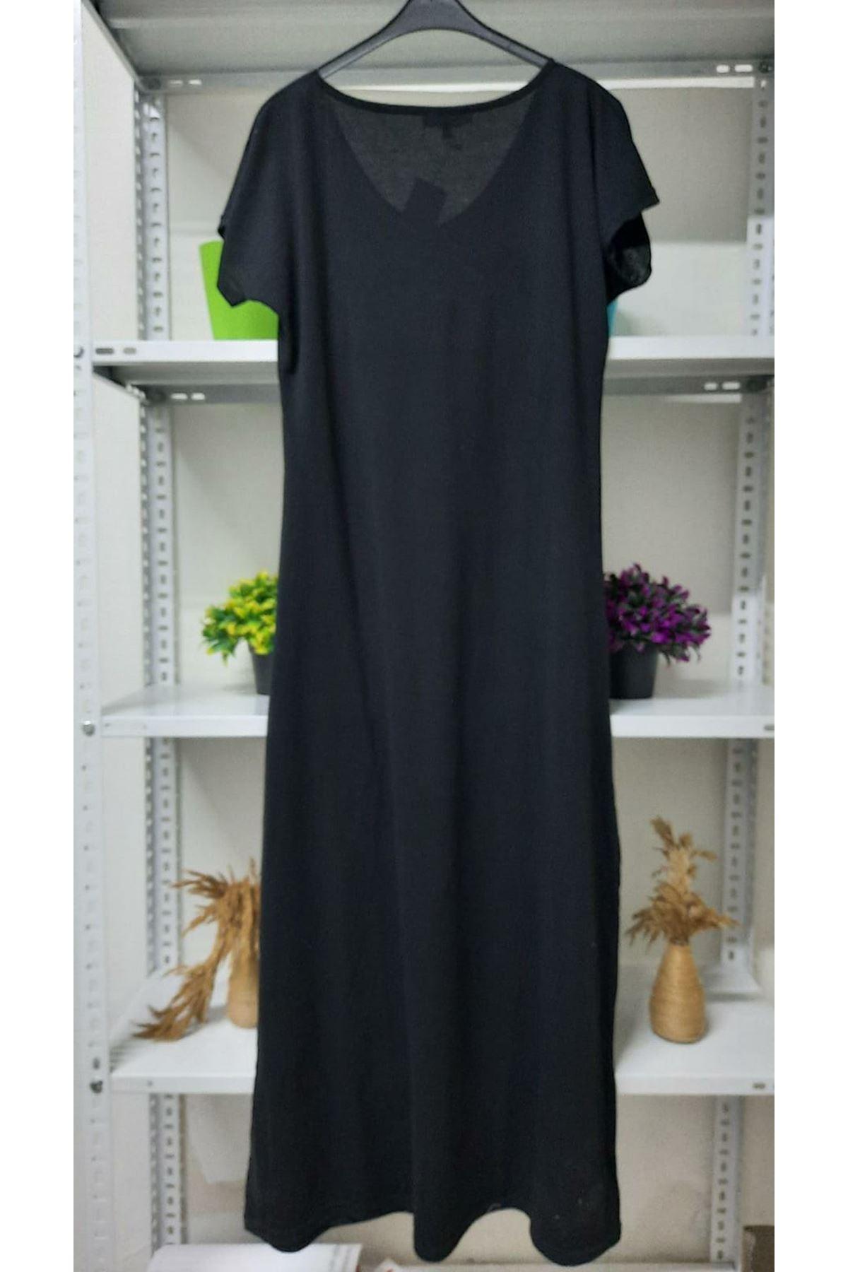 Yeni Sezon VS Elbise - siyah